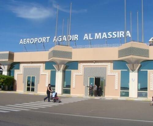 Location de voiture aéroport Agadir Al Massira